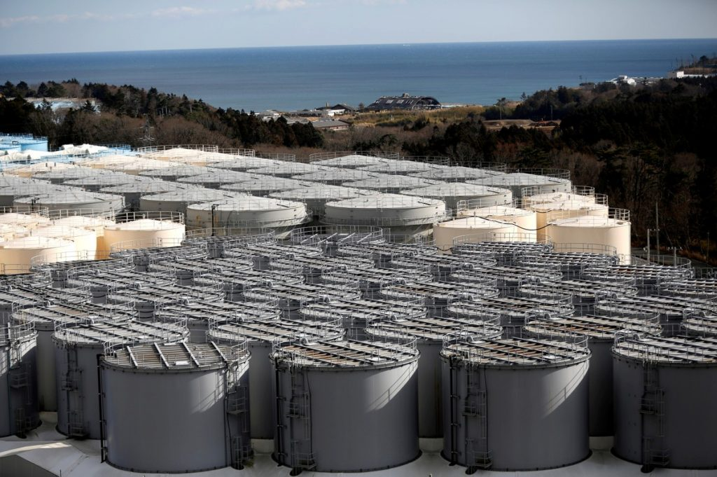 Japan releases treated water from Fukushima into the sea |  Scientist