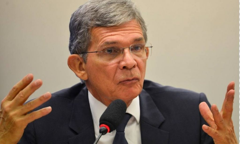 Former General Manager of Itaipu Binacional, General Joaquim Silva e Luna, has been nominated by Bolsonaro to head Petrobras Photo: Marcelo Camargo / Agência Brasil