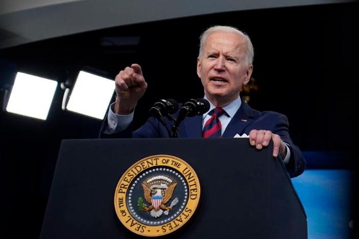 Joe Biden President of the United States