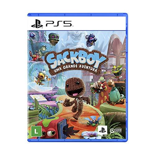 SacBoy: Fantastic Adventure - PlayStation 5