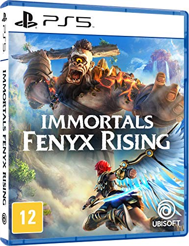 Immortals Phoenix Rising - PlayStation 5