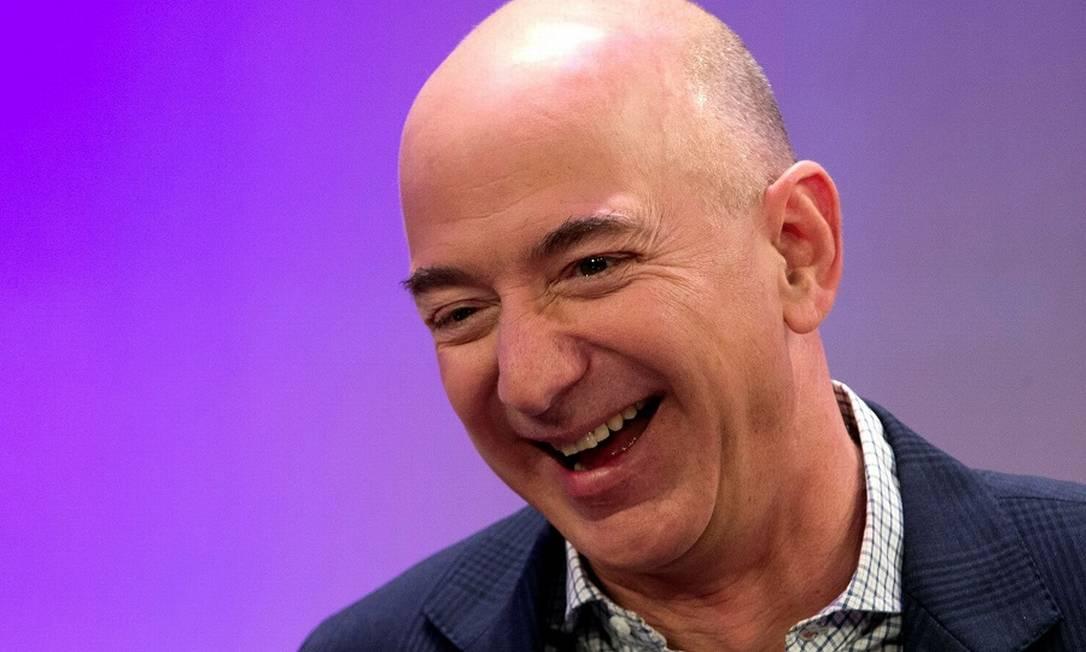 Jeff Bezos, Amazon Founder Photo: Mike Seker / REUTERS