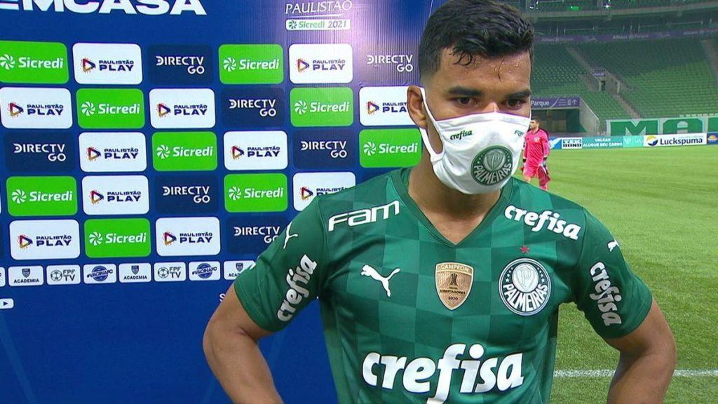 "Danilo Barbosa makes his Palmeiras debut and adapts to Brazilian football: ""Novidad""    Palm trees"