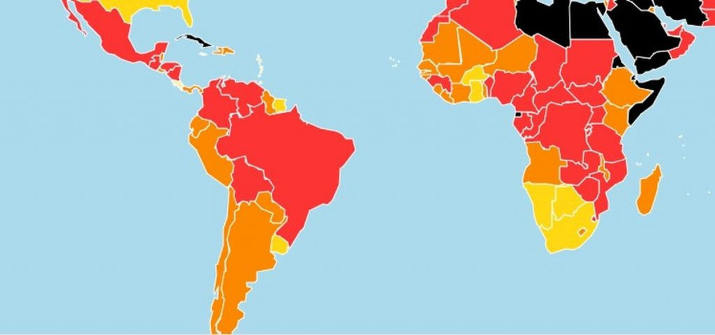 Brazil drops four places in the ranking of press freedom and remains in the red |  Scientist