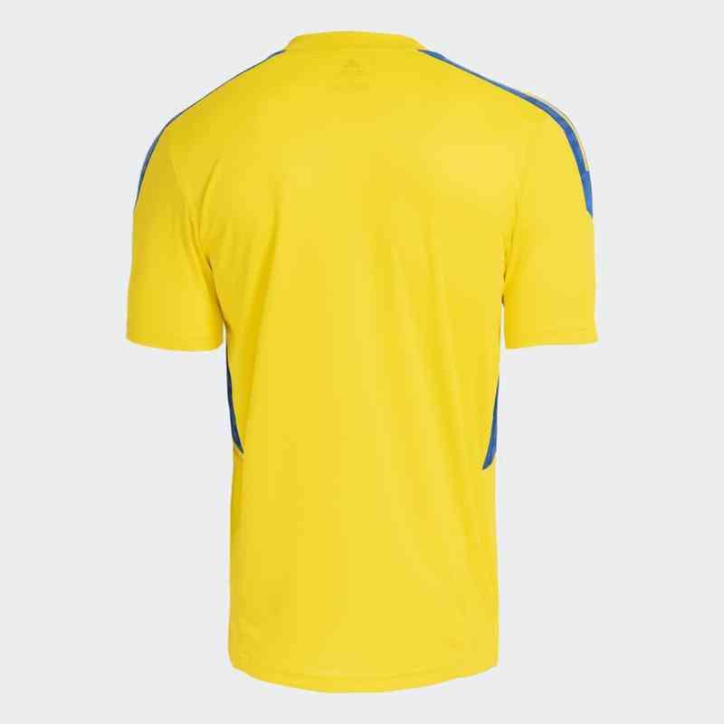 Yellow training shirt from Cruzeiro