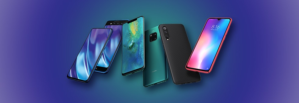 The world's best phone for import    April 2021