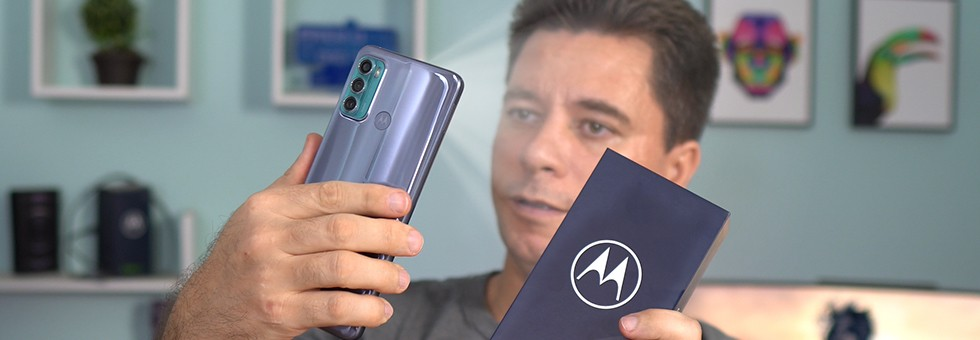 Moto G60: a cell phone with a 108MP camera and 120Hz display arriving in Brazil |  Practical video