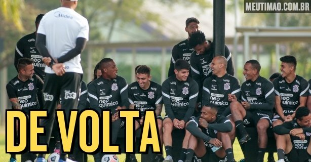 Corinthians re-introduce themselves and start preparing for the South American Championship;  See potential scale