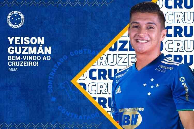 Cruzeiro has signed an official contract with midfielder Jason Guzman - Lodi Valley News.com