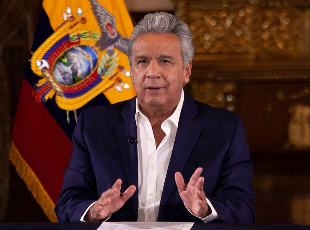 Ecuador's President orders state of exception to halt COVID-19 |  Scientist
