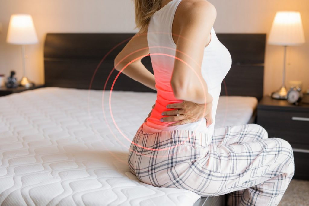 Exercise helps prevent and treat back pain healthier