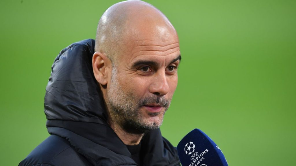 Guardiola breathes a sigh of relief to lead City to the Champions League semi-finals for the first time and responds to the critics
