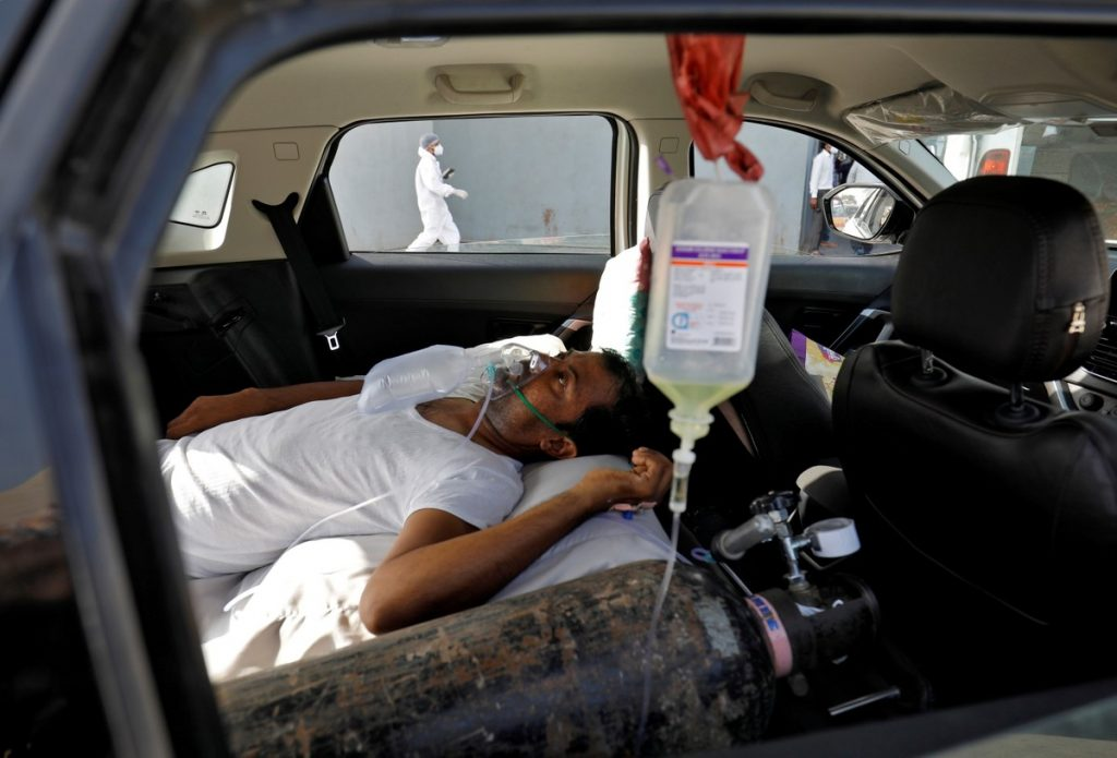 India beats the record for Covid cases for the third day in a row and creates a new epicenter of the epidemic |  Scientist
