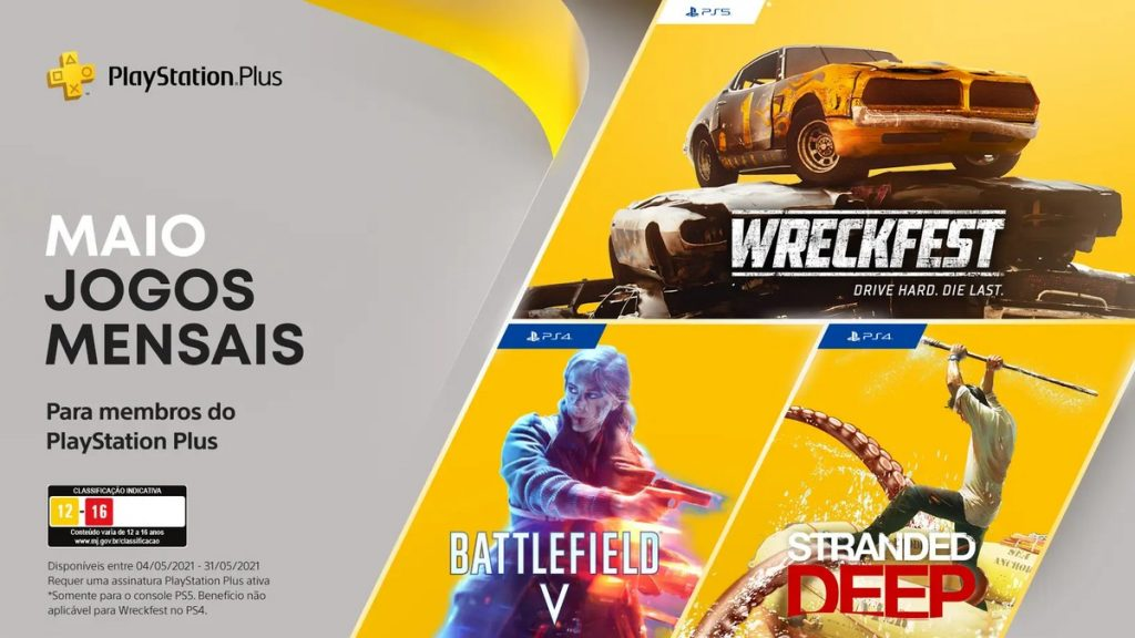 PS Plus: Battlefield V is one of the Free Games May 2021 on PS4 / PS5 |  Toys