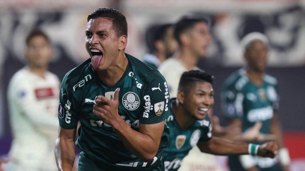Palmeiras beats Corinthians de Titi and equals Vasco's great goal, as he approaches River de Gallardo's record in Libertadores