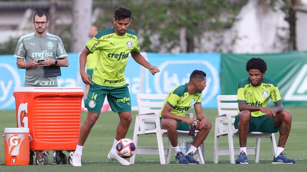 Palmeiras squad: Verdau re-introduces himself and performs tactical exercises for a match against Inter de Limera |  Palm trees