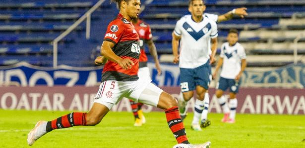 """Royal Defense Force: """"Flamengo defeated Velez and their defensive system"""" - 04/21/2021"""
