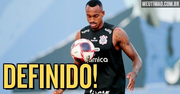 Surprisingly, Corinthians announced the Mancini order of classicism;  Team vision