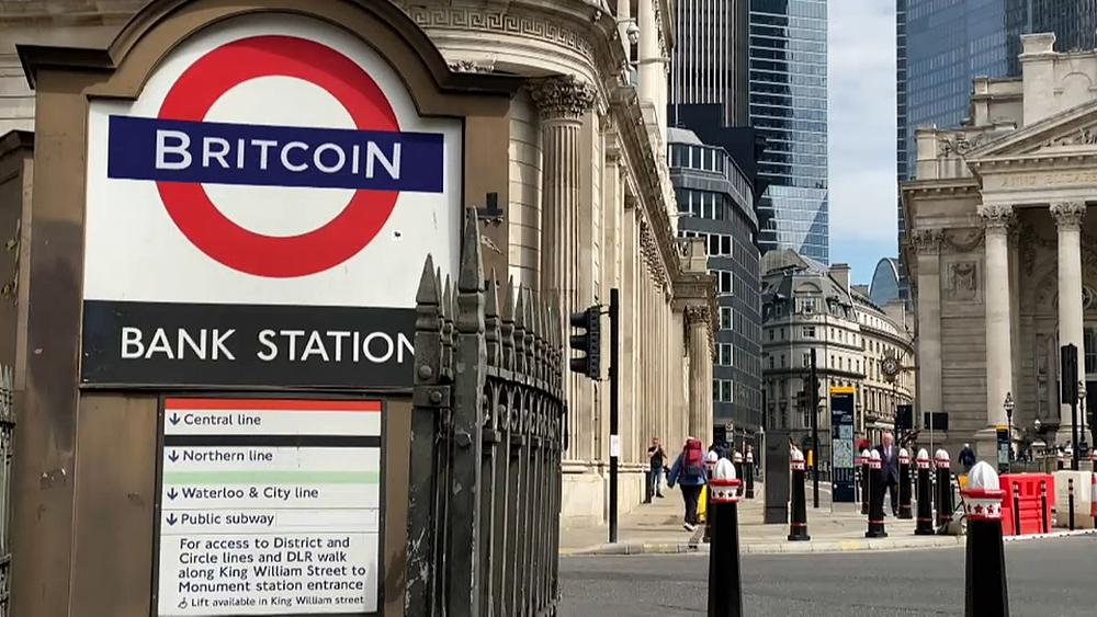 The UK is examining the credibility of 'Britcoin'