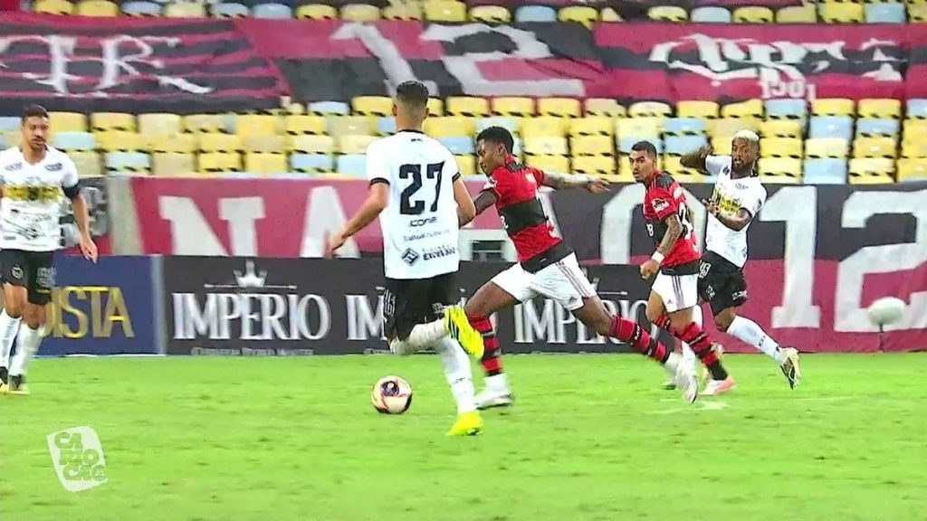 Vettineo gains mass, sets a speed record, captures Flamengo at a good start to the season |  Flamingo