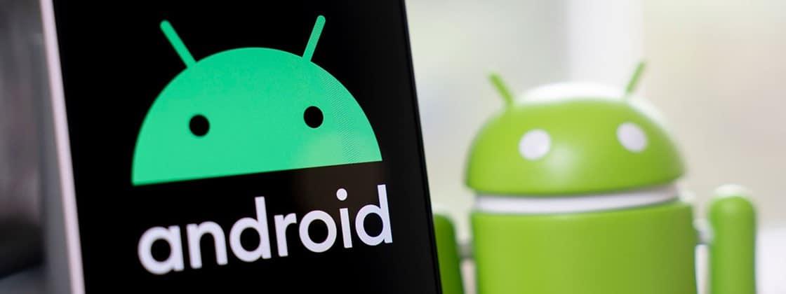 Android smartphone reniciar