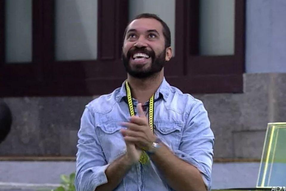 Gilberto Nogueira BBB