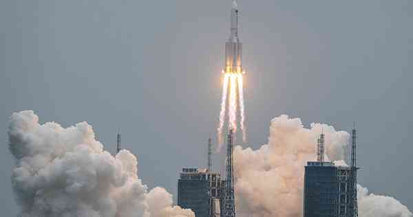 20 Tons of Chinese Missile Fall to Earth Tomorrow (9/5) - International