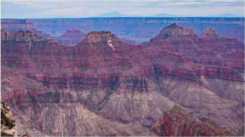 Aerial view of the Grand Canyon in the US state of Arizona (Photo: Getty Images)