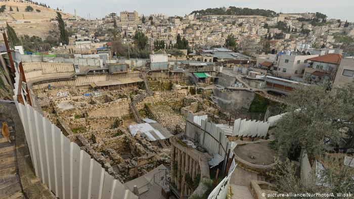 A village from the time of Asmonius was discovered in Jerusalem, Israel.