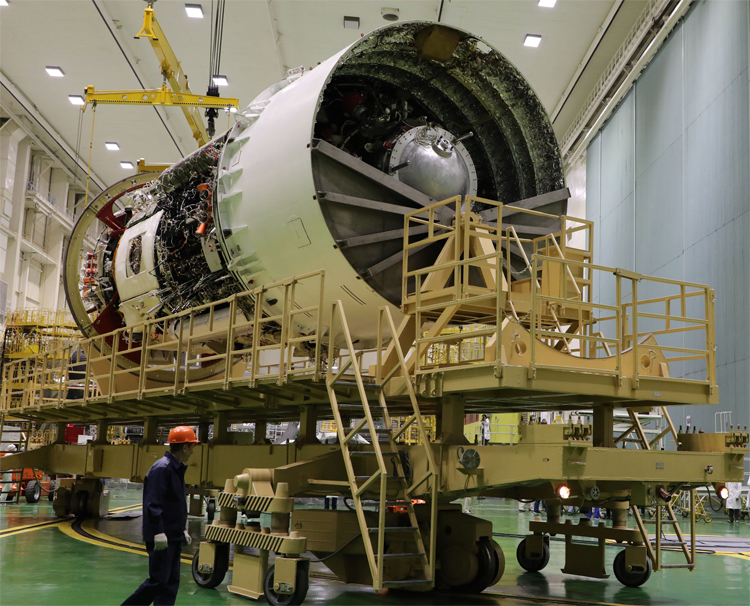 """Video: """"Roscosmos"""" shows ground tests of the """"science"""" module of the International Space Station"""