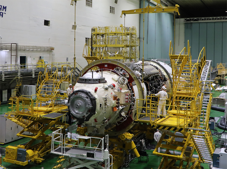 """The Mkks """"science"""" unit has passed one of the major testing stages"""
