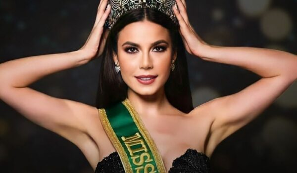 """""""Even if I am disappointed, I ask the winner to respect,"""" says Miss Brasil, exercise"""
