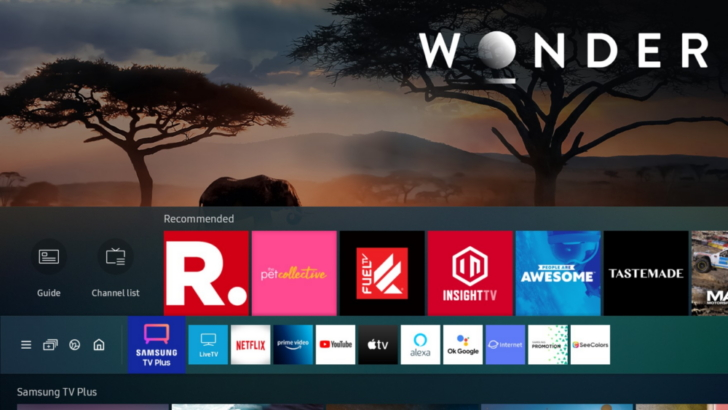 Samsung TV Plus is reaching new users around the world with more content this spring