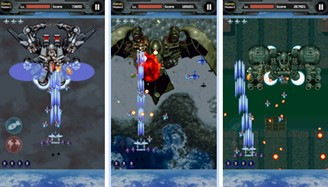 Strikers 1945 is another classic game with versions for iOS and Android