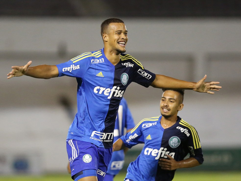 """Who is the """"Gabijol"""" Palmeiras striker who excels at Paysandu?"""