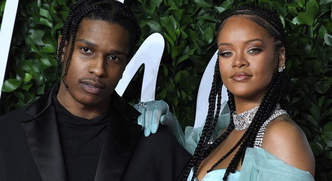 Em entrevista, A$AP Rocky disse que Rihanna é a pessoa certa para ele