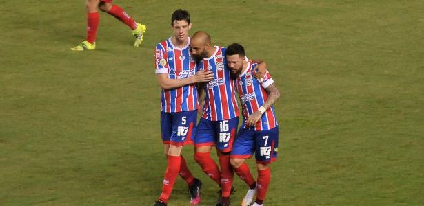 Bahia helps 3-0 in seven minutes beat Santos in Brazilian debut - 05/29/2021