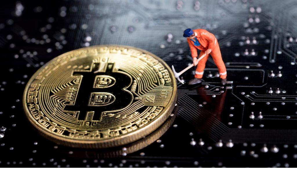 bitcoin, mineração