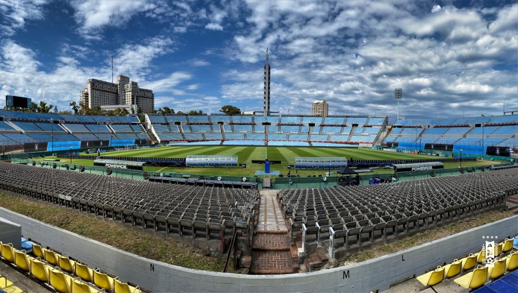 Centennial, in Montevideo, will host the Libertadores and South America Finals in 2021    The editors