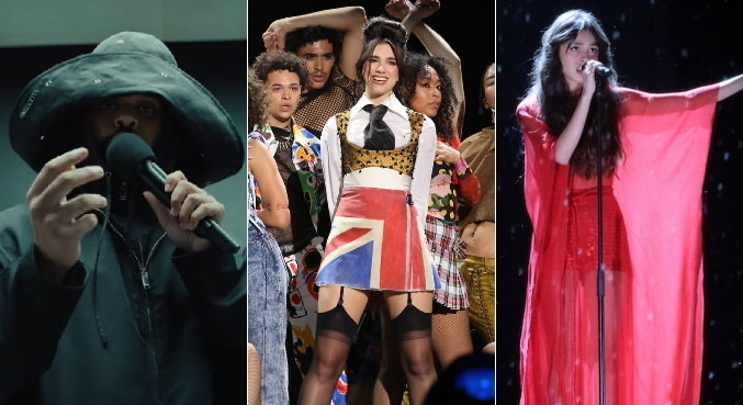 Dua Lipa, The Weeknd, and More: Watch the Brit Awards 2021 shows - entertainment