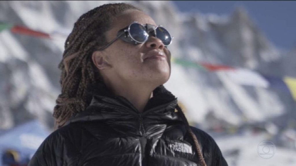 """Ex-patron can turn athlete and reach the summit of Mount Everest: """"Everyone has the inner strength of achievement"""" 