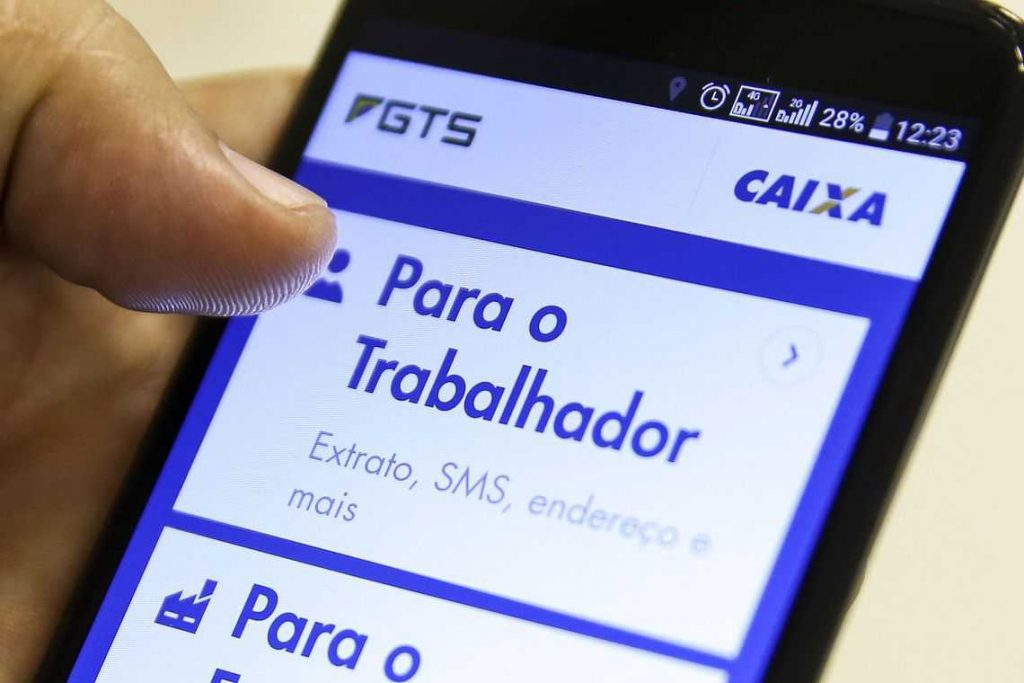 FGTS 2021: Caixa launches withdrawal schedule of up to BRL 2,900 |  Rede Jornal Contábil