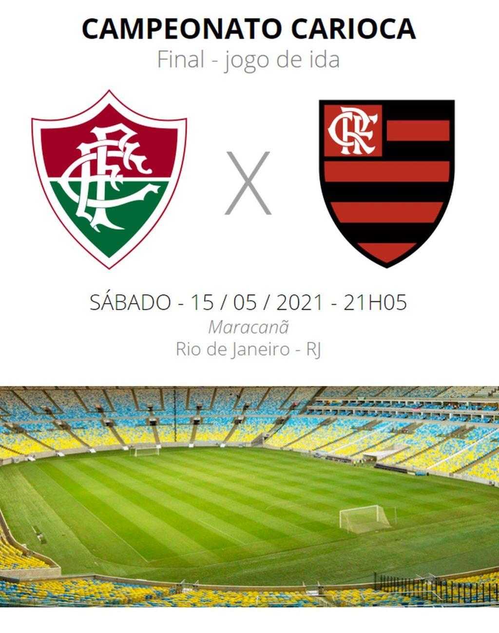 Fluminense vs. Flamengo: See Lineups, Absences and Final Referees  Carioca championship