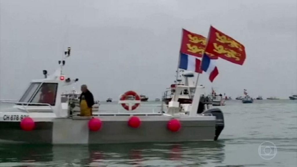 France and the United Kingdom transfer warships to the island of Jersey due to a fishing rights dispute |  Newspaper