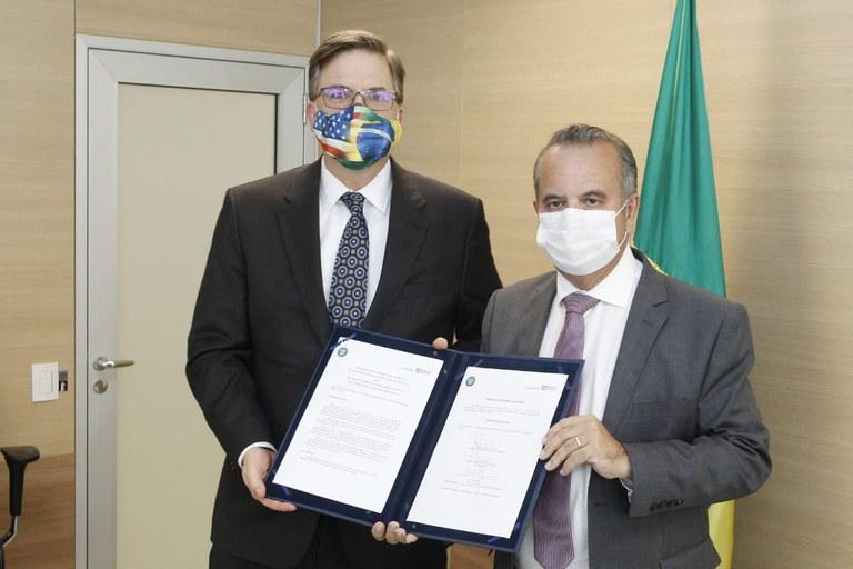 Governos do Brasil e dos EUA fecham parceria para modelagem de projetos de infraestrutura