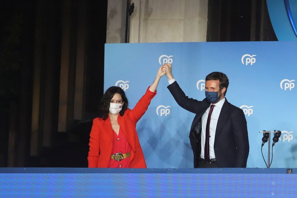 Governors secure their re-election with strong victory in Madrid Regional Offices |  Scientist