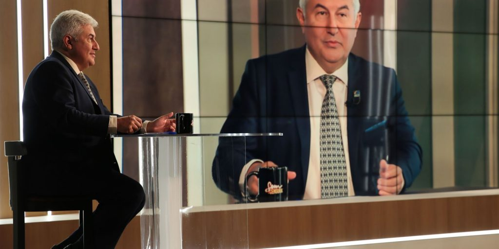 Marcos Pontes wants to encourage the private sector to invest in science