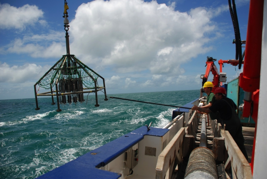 Sedimentos marinhos explicam como parte do Nordeste se tornou semiárida