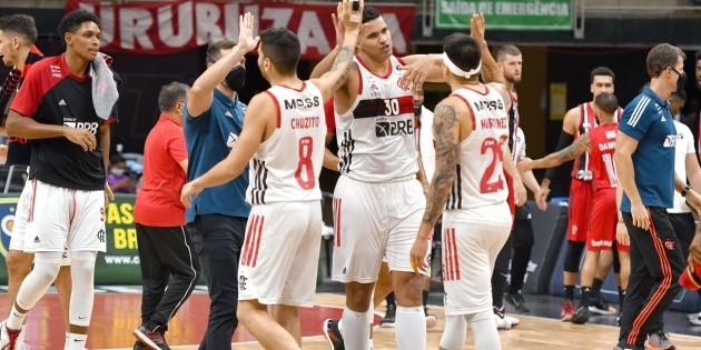 NBB |  Flamengo, then Frente Primera Partida da Venale de NBB 2020/2021