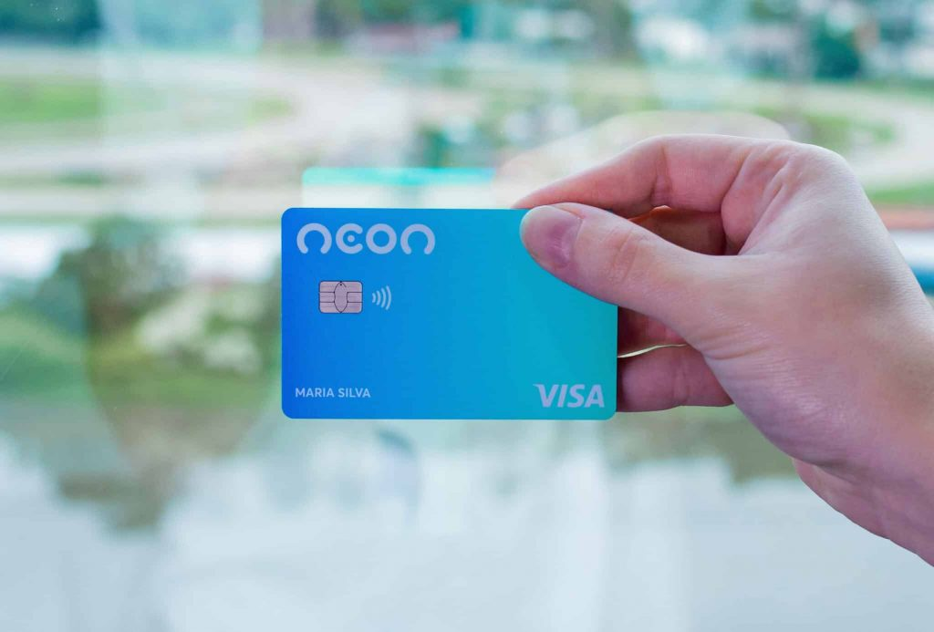 Neon triggers an extra credit card limit;  See how you get it